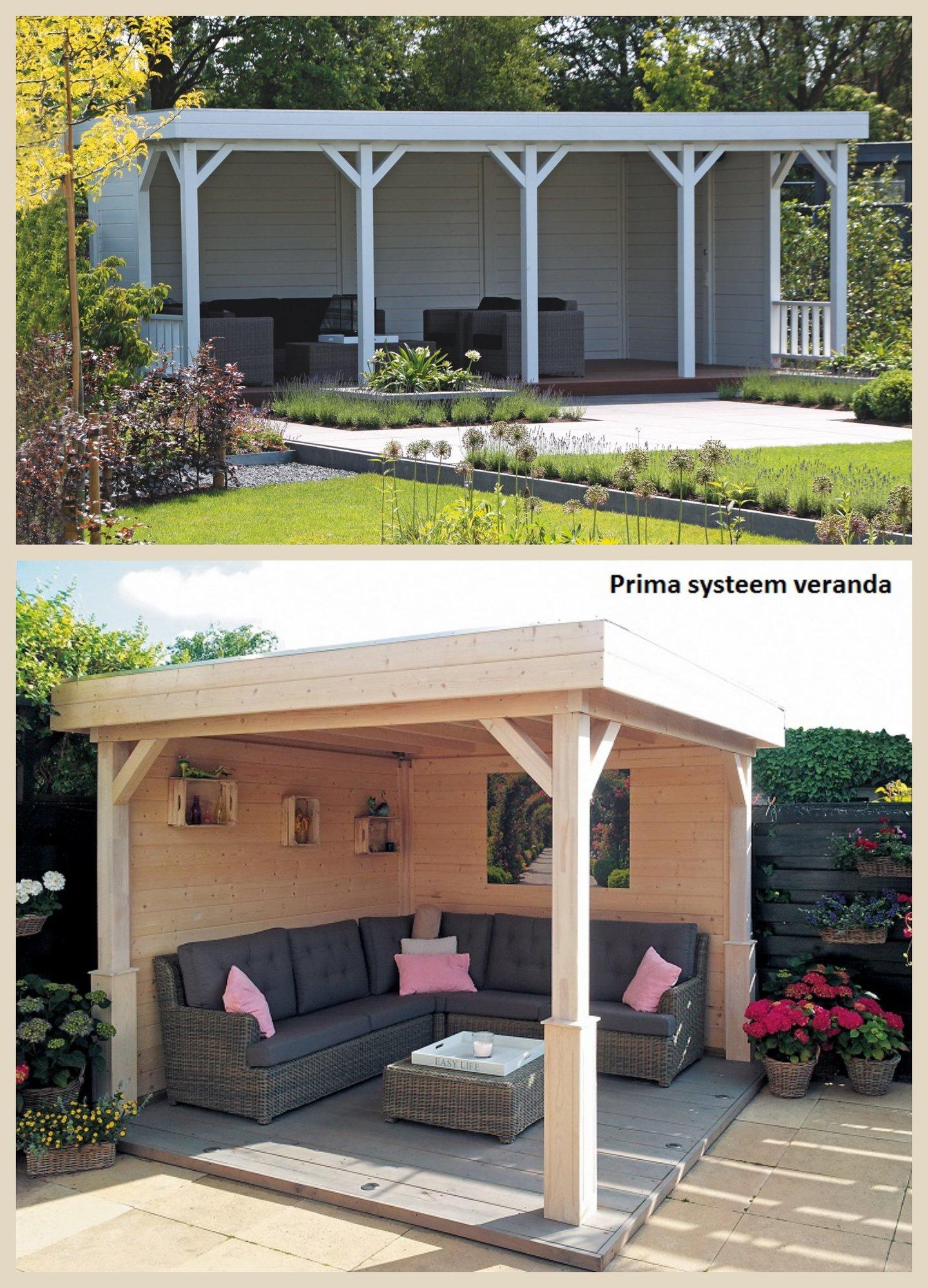 Lugarde 3D-Konfigurator - Gartenhaus selbst entwerfen
